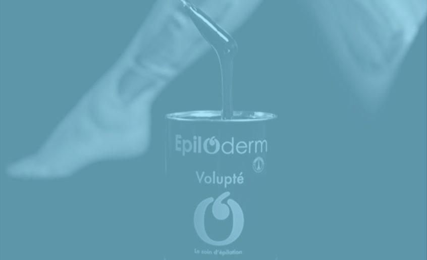 Cire Epiloderm - Volupté